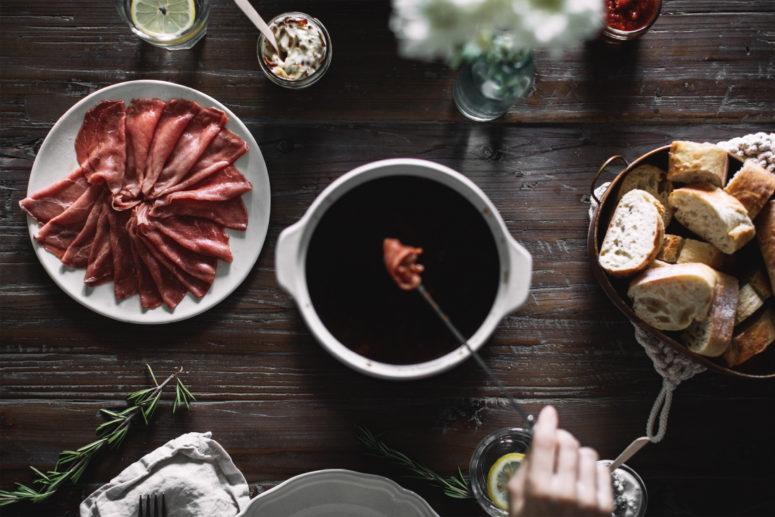 Image d'une fondue chinoise